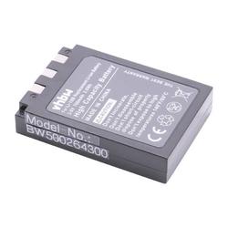 vhbw Li-Ion Akku 700mAh (3.6V) für Kamera Sanyo Xacti VPC-J1 EX, VPC-J2 EX, VPC-AZ3 EX, VPC-MZ3 EX, DSC-AZ3 wie Sanyo DB-L10, DB-L10AX.