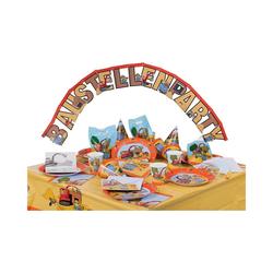Happy People Kindergeschirr-Set Party-Set Dragons, 62-tlg. bunt