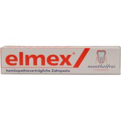Elmex mentholfrei Zahnpasta 75ml