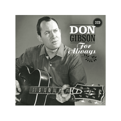 Don Gibson - For Always (CD)
