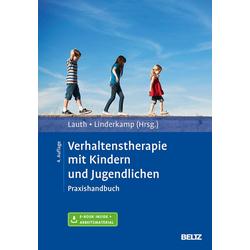 Verhaltenstherapie mit Kindern und Jugendlichen: eBook von