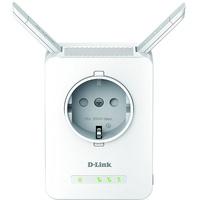 D-Link N300 Wi-Fi Range Extender with Power Passthrough (DAP-1365/E)
