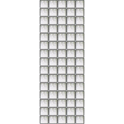 queence Vinyltapete Fenrir, 90 x 250 cm, selbstklebend