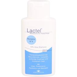 LACTEL Nr.4 Shampoo gegen trock.jucken.Kopfhaut 200 ml