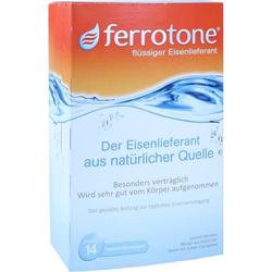 Ferrotone Eisen