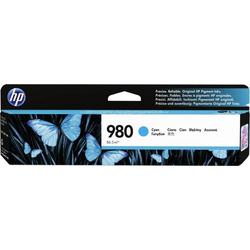 HP Tintenpatrone 980 Original Cyan D8J07A Druckerpatrone