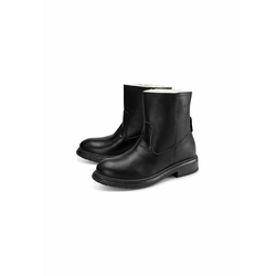 Klassische Stiefeletten Winter-Boots COX schwarz