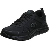 SKECHERS Track - Scloric black 45