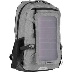 SunnyBag Solarrucksack Explorer+ 15l (B x H x T) 290 x 370 x 140mm Grau 135GS_01