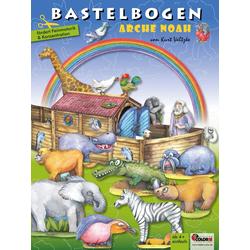 Arche Noah Bastelbogen