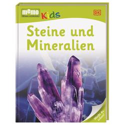 memo Kids. Steine und Mineralien als Buch von