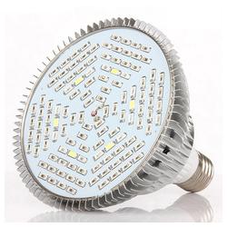 TOPMELON Pflanzenlampe LED Vollspektrum Pflanzenlampe Ø 12 cm x 12.5 cm