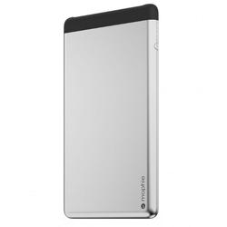 Mophie Powerstation Powerbank 8X 15000mAh USB Aluminium Silver