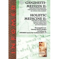 Ganzheitsmedizin II als Buch von Christine Herrera Krebber
