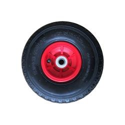 Midori Sackkarre, (1-St), Ersatzrad 260x85 mm Sackkarrenrad Luftrad Reifen Luftbereifung Bollerwagenrad