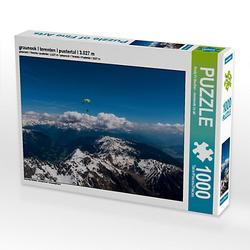 graunock I terenten I pustertal I 3.027 m Lege-Größe 64 x 48 cm Foto-Puzzle Bild von moments in air Puzzle
