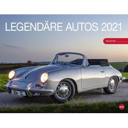 Legendäre Autos 2021