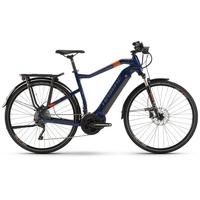 Haibike Sduro Trekking 5.0 28 Zoll RH 48 cm blue/orange/titan 2020