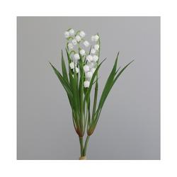 Kunstblume Maiglöckchen, VBS, 28 cm, 3 Stück