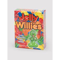 Jelly Willies erotische Weingummis
