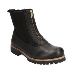 Blackstone QL63 BLACK Stiefel 38