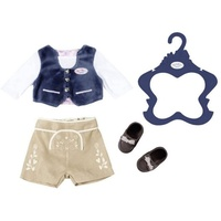 Zapf Creation BABY born Trachten-Outfit Junge (824511)