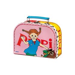 Micki Spielwerkzeugkoffer Kinderkoffer Pippi Langstrumpf pink rosa