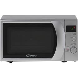 Candy CMG 2071DS Mikrowellen - Silber