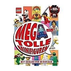 LEGO® Mega-tolle Minifiguren  m. exklusiver Minifigur. Daniel Lipkowitz  - Buch