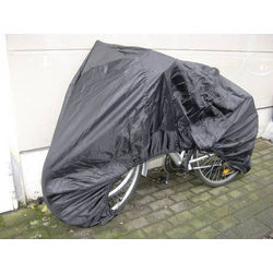 EAL 11817 Fahrradgarage Schwarz