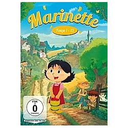 Marinette - Folge 1-13 - DVD  Filme