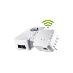 DEVOLO dLAN® 550 WiFi Starter Kit Powerline Reichweitenverstärker