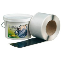 UBBINK Kleber FoliTape schwarz