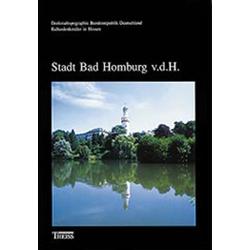 Stadt Bad Homburg v.d.H. als Buch von Eva Rowedder