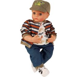 Schildkröt Manufaktur Babypuppe Peterle, Made in Germany