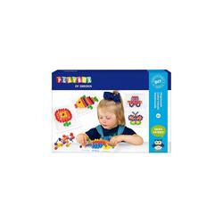 Playbox Malvorlage Bastelset Steckmosaik, 120 Stück