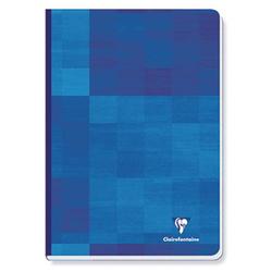 Clairefontaine Kladde 9512C Notizbuch kariert farbig sortiert Anzahl der Blätter: 96 DIN A5
