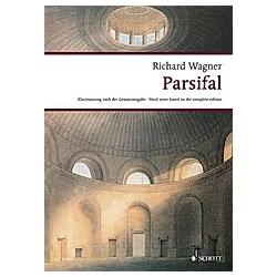 Parsifal  Klavierauszug. Richard Wagner  - Buch