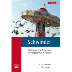 Schwindel als Buch von K.-F. Hamann