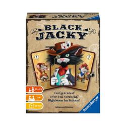 Ravensburger Spiel, Kartenspiel Black Jacky