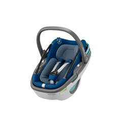 Maxi-Cosi Babyschale Maxi Cosi Coral i-Size Babyschale blau