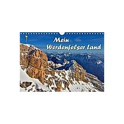Mein Werdenfelser Land (Wandkalender 2021 DIN A4 quer) - Kalender