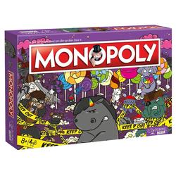 Winning Moves Spiel, Brettspiel Monopoly Grummeleinhorn