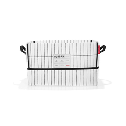 REISENTHEL® Aufbewahrungsbox #urban box tokyo Black & White 30 L