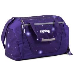 Ergobag Sporttasche 40 cm bärgasus glow lila galaxie glow