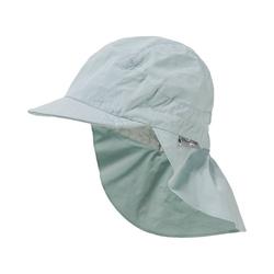 Sterntaler® Schirmmütze Kinder Sonnenhut blau 55