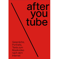 after youtube als Buch von