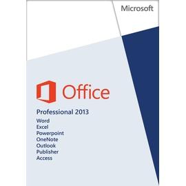 Microsoft Office Professional 2013 ESD DE Win