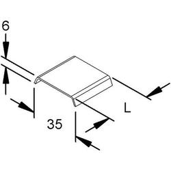Niedax Unterlegplatten DRSU 8-10 E3