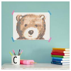 Dot On Malvorlage dot on art - cuddle - teddy, 30 x 40 cm